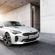 The model's goal is to improve Kia's image as a a maker of credible performance cars