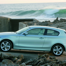 BMW 120i Edition Lifestyle Automatic