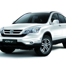 Honda CR-V 2.0 i-VTEC Elegance Special Edition AT
