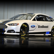 New Ford Fusion Joins Nascar Ranks
