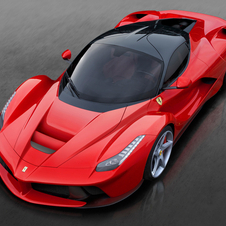 The LaFerrari is the latest in a long line of Ferrari supercars.