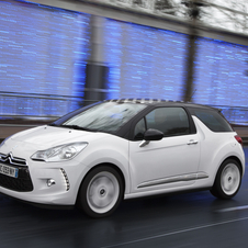 Citroën DS3 1.2 VTi Chic