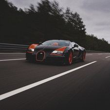 A Bugatti vai produzir oito unidades do Veyron Grand Sport Vitesse World Record Car Edition.