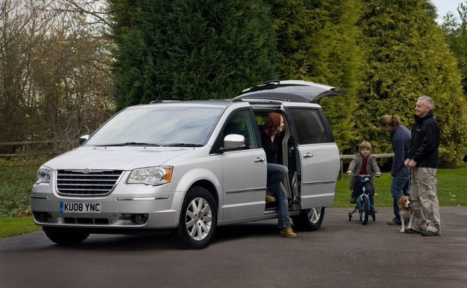 Chrysler Grand Voyager 2.8 CRD Stow` N Go Limited