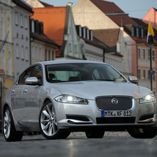 Jaguar XF 3.0 V6 D S Luxury