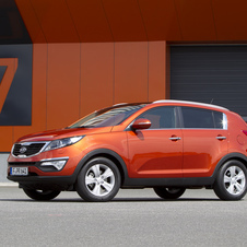 The Sportage sold nearly as many units as the Cerato/Forte in March