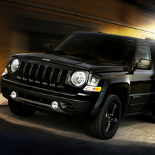 Jeep Patriot Altitude