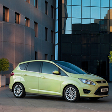 Ford C-MAX 2.0 TDCi 163 Powershift Titanium