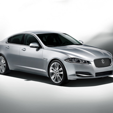 Jaguar XF 5.0 V8 Premium Luxury