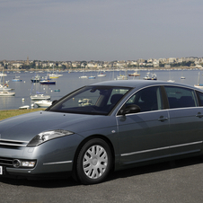 Citroën C6 3.0 V6 HDi 240 CVA6 Exclusive