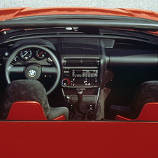 Most the interior trim came from the e30 chassis 3-series