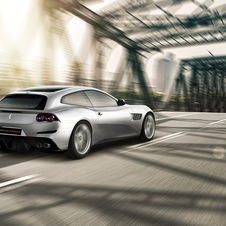 The V8 engine featured on the GTC4Lusso T has a 610hp output and 760Nm of torque