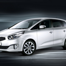 Kia is not saying anything about the car's specs yet