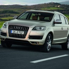 The Q8 will take engines and chassis from the next generation Q7 but with a longer wheelbase