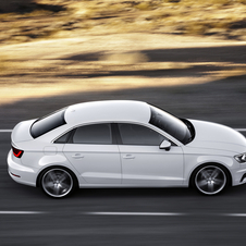 Audi A3 Limousine 1.2 TFSI Attraction