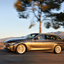 BMW 3-Series Touring Revealed as 328i, 330d and 320d