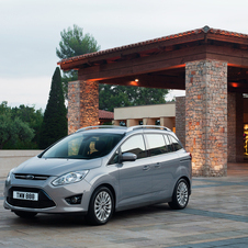 Ford Grand C-Max 1.6 TDCI 95 Titanium