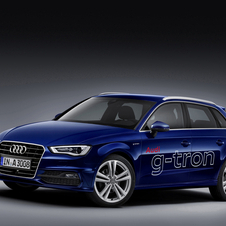 For now the A3 Sportback e-tron will only be available in Germany