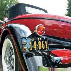Auburn 8-100A Custom Eight Speedster by Union City Body Company