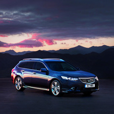 Honda Accord Tourer 2.0 Elegance Automatic