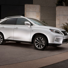 Lexus produces over 100,000 vehicles a year in Canada