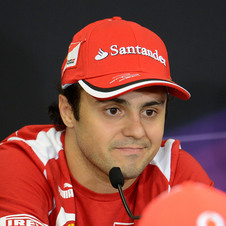 Massa struggled to break the top-ten during the first 10 races of the season