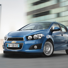 The Aveo will be replaced in 2016