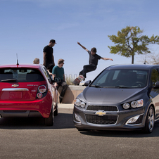 Chevy's compact car sales are up 229%