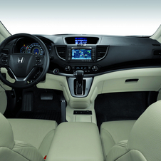 Honda is giving European buyers a higher quality interior