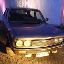 Fiat 132 2000 Injection