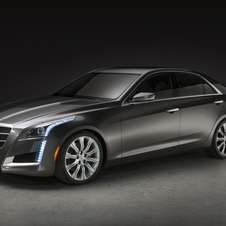 Cadillac will move the CTS upmarket closer to the 5 Series in its new generation