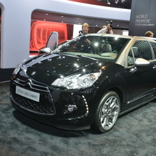 Citroën DS3 Takes Off Its Top for New Cabrio