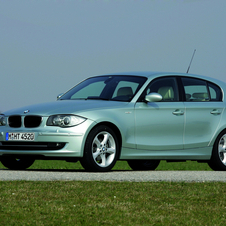 BMW 123d Edition Lifestyle