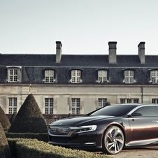 Citroen gave the Numero 9 quite an artistic reveal