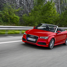 Audi A3 Cabriolet 2.0 TDI Attraction