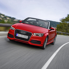 Audi A3 Cabriolet 2.0 TDI Attraction S tronic quattro