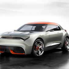 The Kia Provo was revealed at the Geneva Motor Show