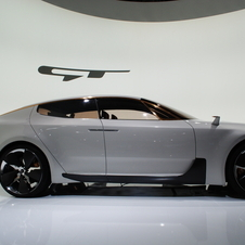 The Kia GT is the favorite of design boss Peter Schreyer