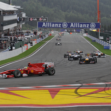 Belgian Grand Prix: Back to business