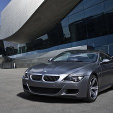 The M6 is the most recent full M BMW model with its new twin-turbo V8 from the current M5