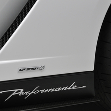 Lamborghini Gallardo LP 570-4 Spyder Performante