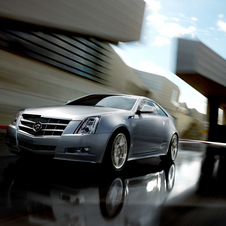 Cadillac CTS 3.6 V6 Sports Luxury