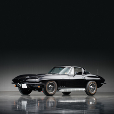 Chevrolet Corvette Sting Ray 427 Coupe