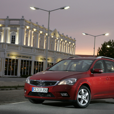 Kia cee'd SW 1.6 CRDi 128hp AT TX