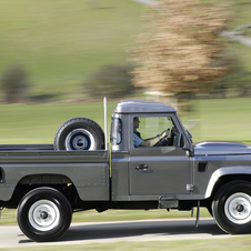 Land Rover Defender 110 Tdi Pick Up