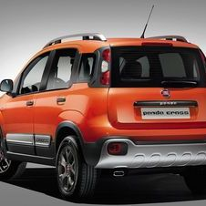The new Panda Cross will be marketed starting from the autumn in the major European markets