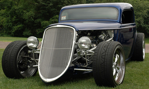 Factory Five 33 Hot Rod