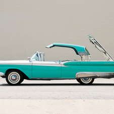 Ford Galaxie Skyliner Retractable Hardtop
