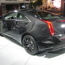 Cadillac CTS 3.0 V6 Sport Luxury Automatic