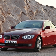 BMW 335i Coupe Sport Plus